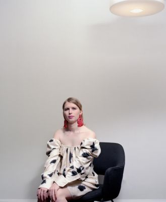 Chelsea Manning, No Mans Land